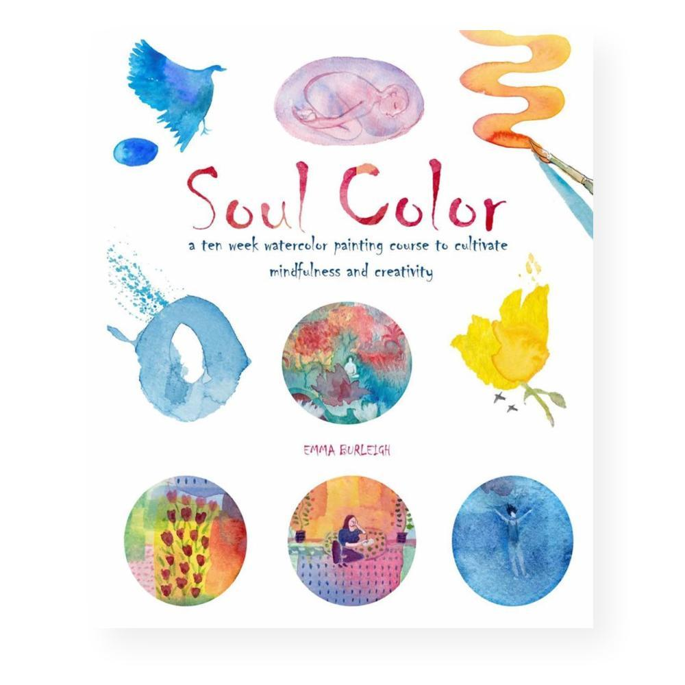 Soul Color By Emma Burleigh