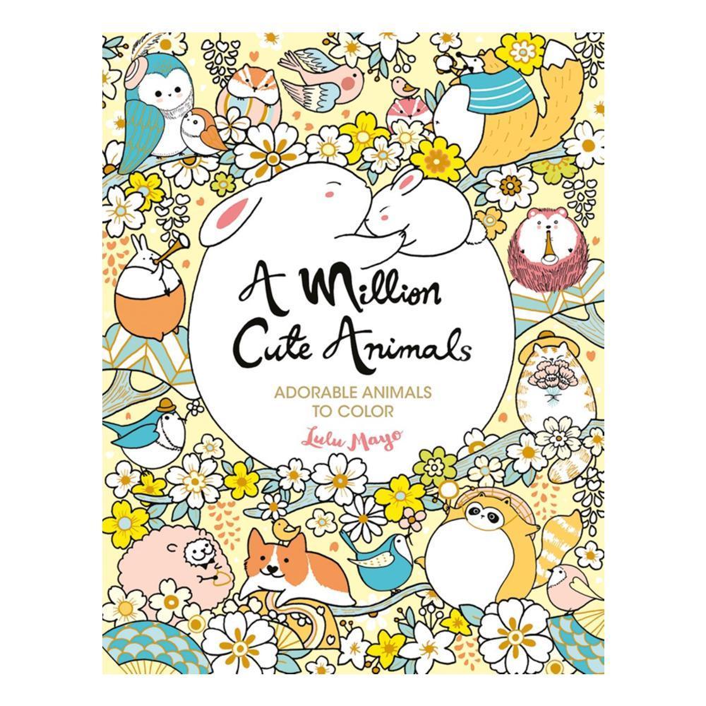 A Million Cute Animals By Lulu Mayo