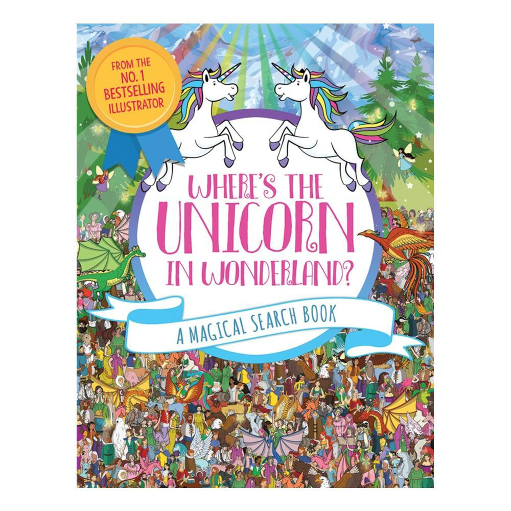 Where's The Unicorn In Wonderland ? By Frances Evans