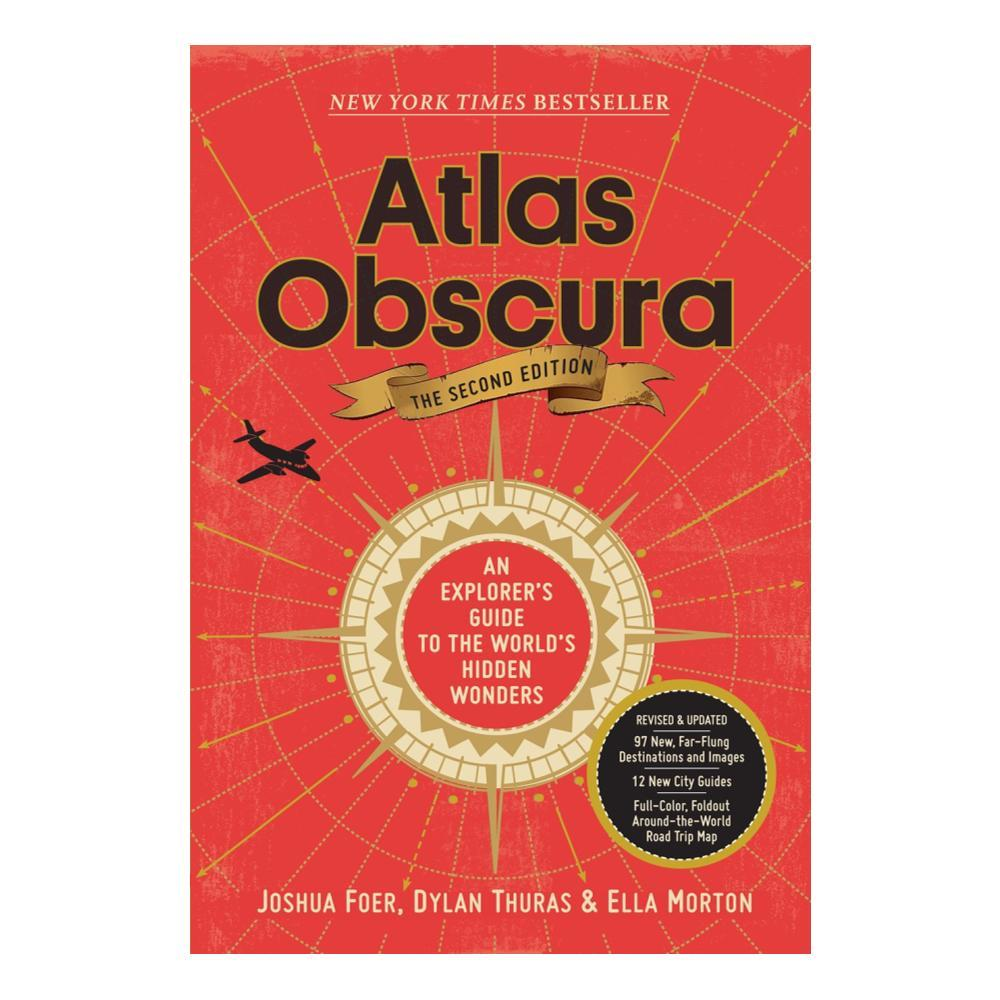 Atlas Obscura, 2nd Edition By Joshua Foer, Ella Morton, Dylan Thuras