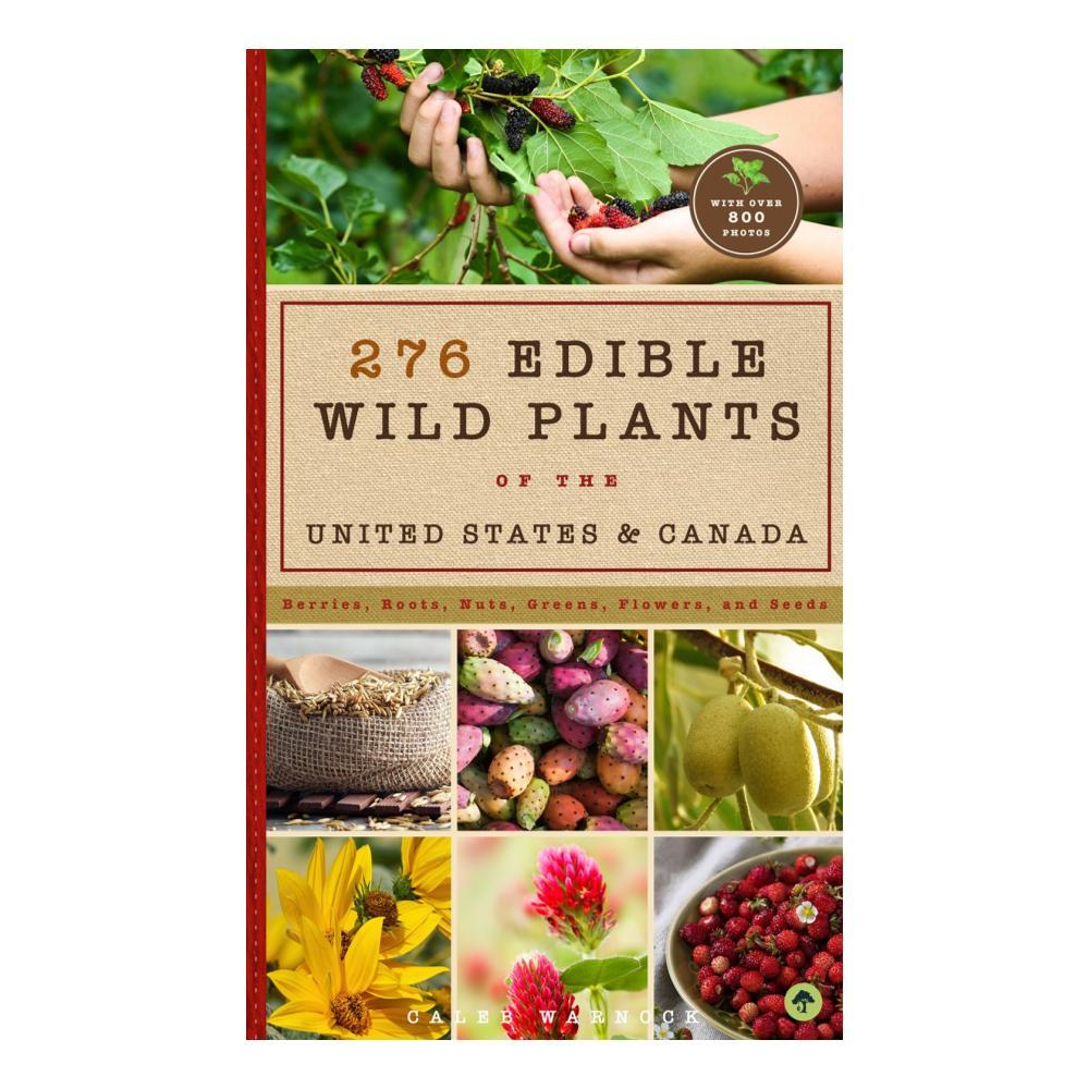 276 Edible Plants Of The Us And Canada By Caleb Warnock