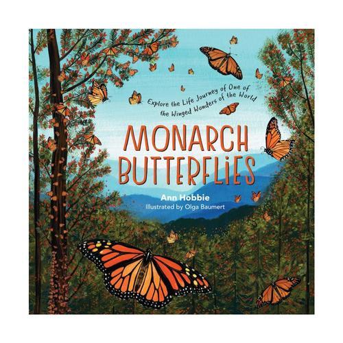 Monarch Butterflies by Ann Hobbie