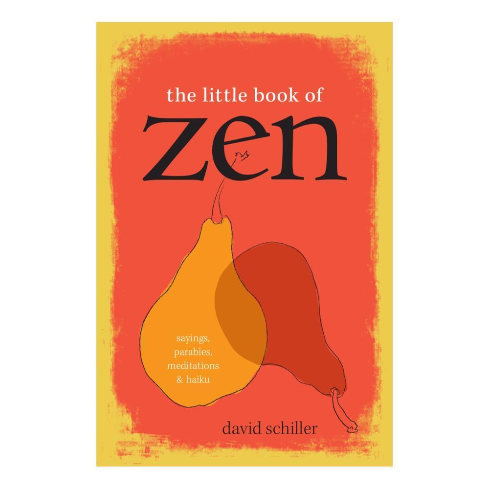 The Little Book Of Zen By David Schiller