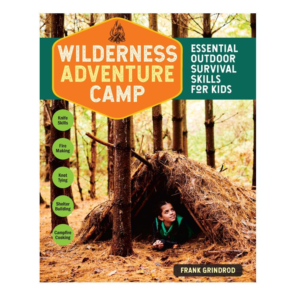 Wilderness Adventure Camp By Frank Grindrod