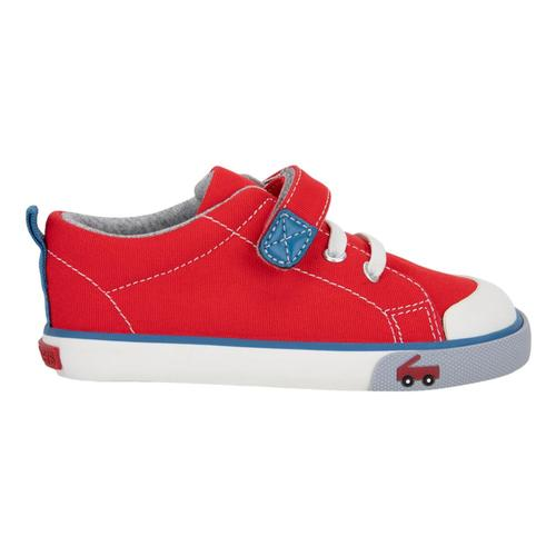See Kai Run Kids Stevie II Red/Blue Shoes Red