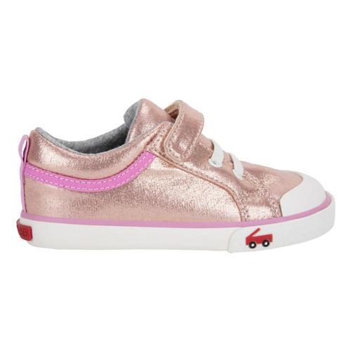See Kai Run Kids Kristin Rose Shimmer Shoes Roseshmr