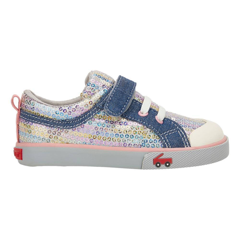 See Kai Run Kids Kristin Chambray/Sequins Shoes CHMBRYSQN