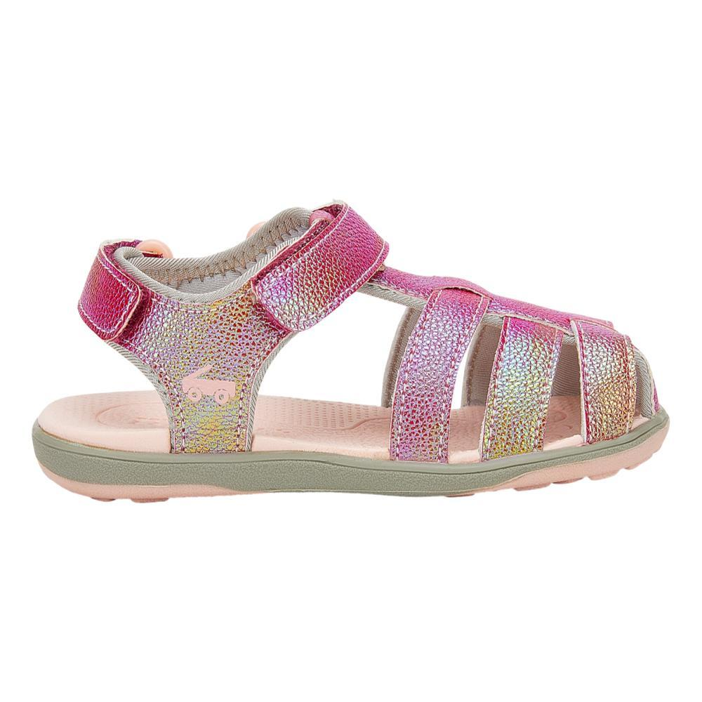 See Kai Run Toddlers Paley Hot Pink Shimmer Sandals PINKSHMR