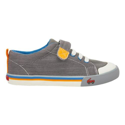 See Kai Run Kids Stevie II Gray Shoes Gray