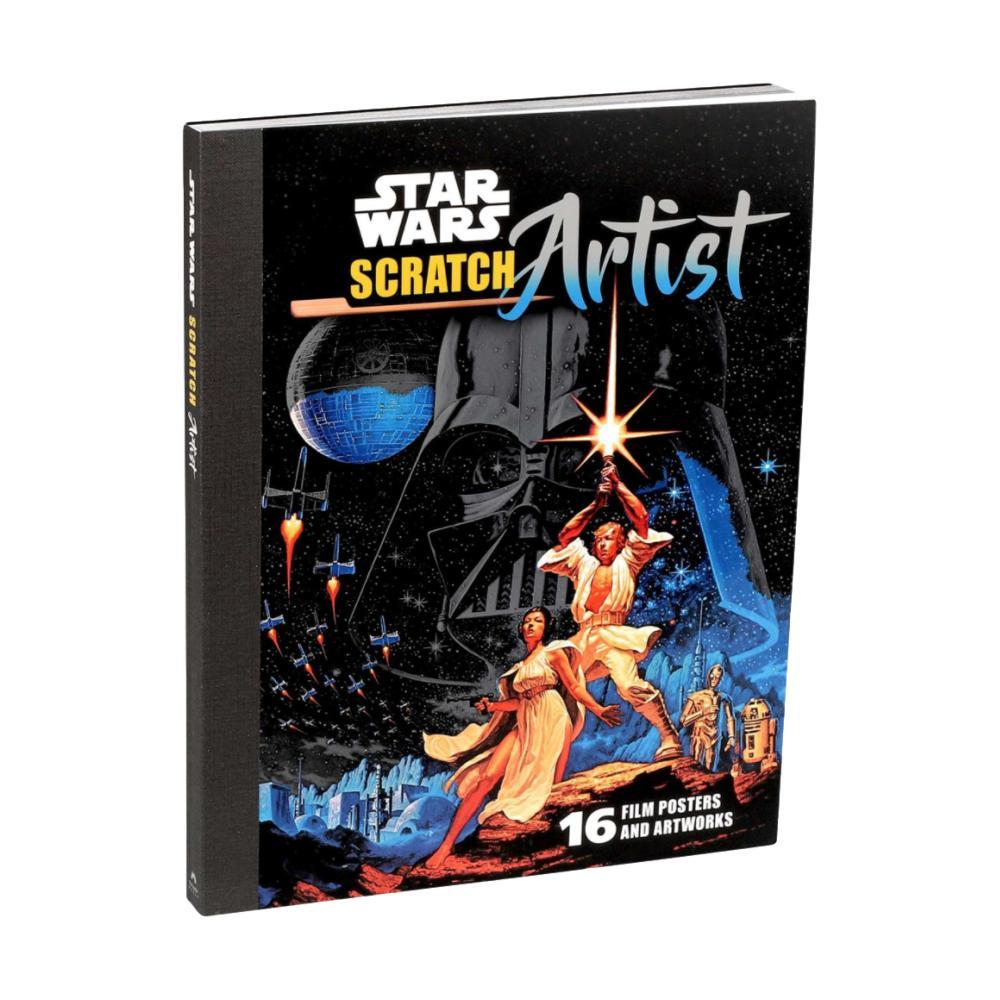 Star Wars Scratch Artist Activity Book By Editors Of Thunder Bay Press