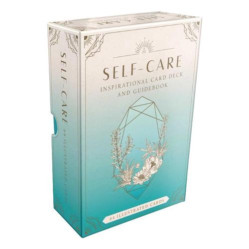 Self Care: Inspirational Card Deck and Guidebook by Caitlin Scholl