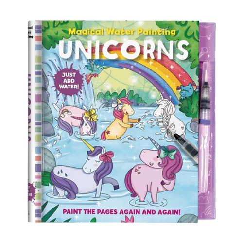 Magical Water Painting: Unicorns by Insight Kids