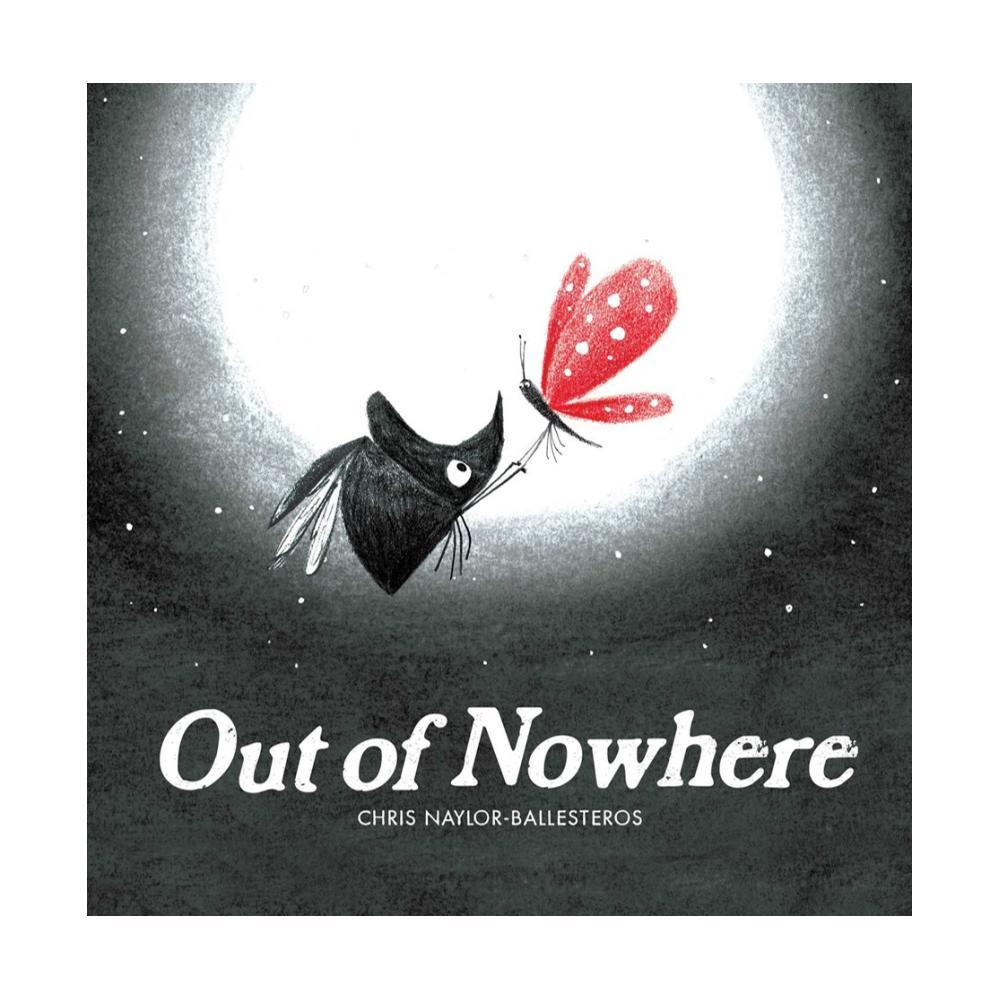 Out Of Nowhere By Chris Naylor- Ballesteros