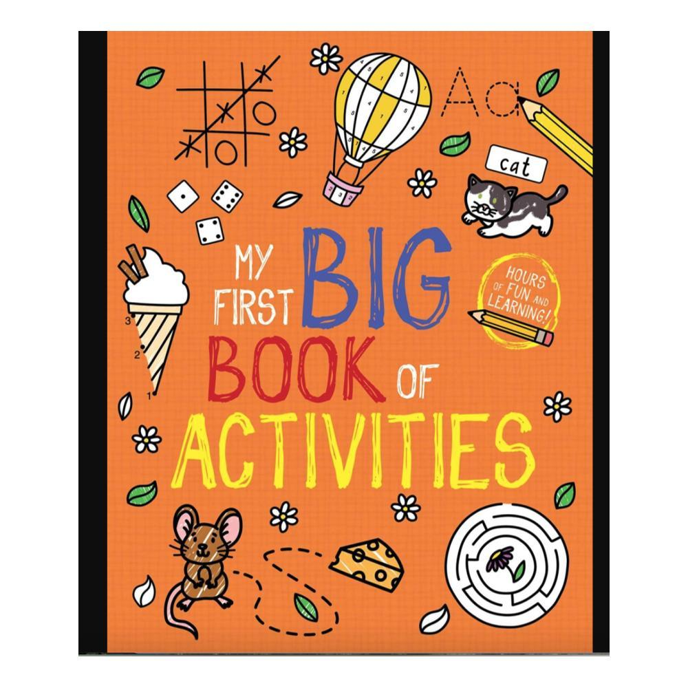 My First Big Book Of Activities By Little Bee Books