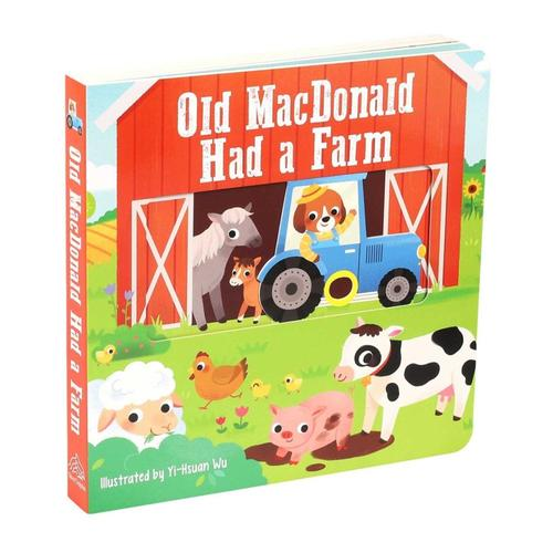 Old MacDonald Had a Farm by Silver Dolphin Books