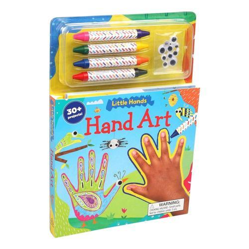 Little Hands: Hand Art by Grace Baranowski