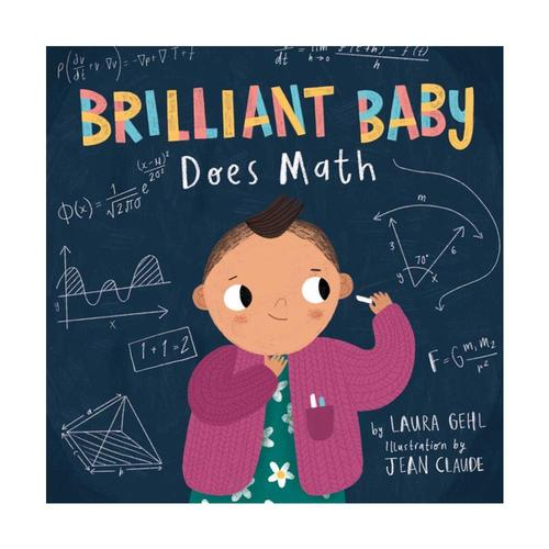 Brilliant Baby Does Math by Laura Gehl