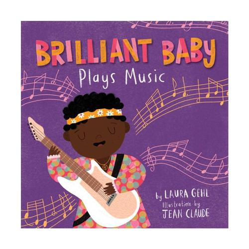 Brilliant Baby Plays Music by Laura Gehl