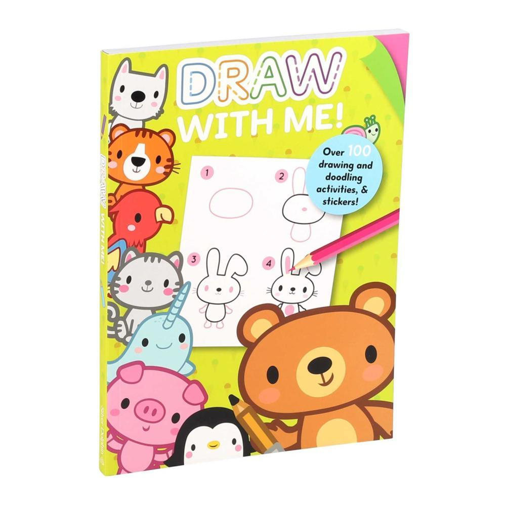 Draw With Me! By Silvia Cheung