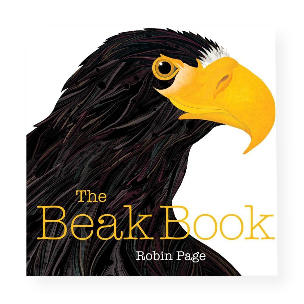 The Beak Book By Robin Page