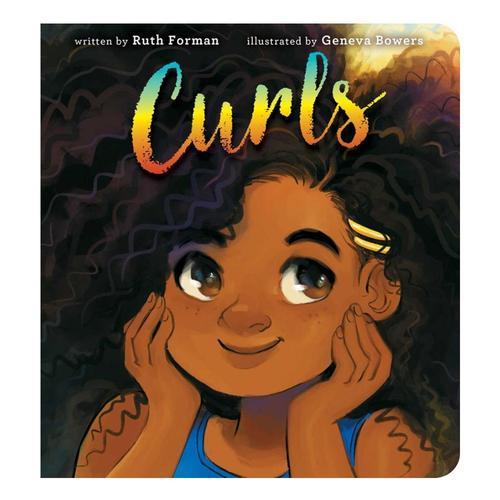 Curls by Ruth Roman