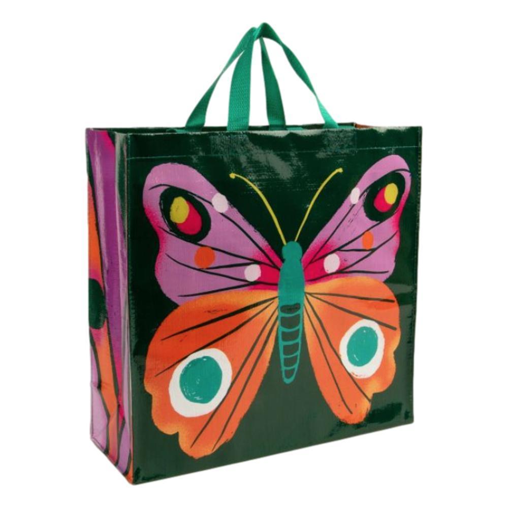 Blue Q Big Butterfly Shopper Bag