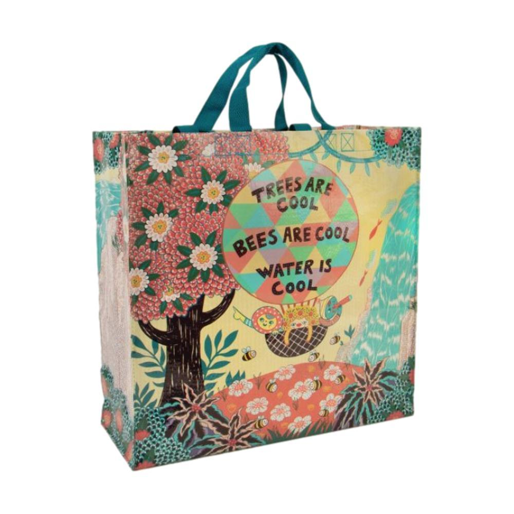 Blue Q Trees Are Cool.Bees Are Cool.Water Is Cool.Shopper Bag