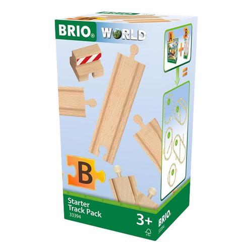 BRIO Starter Track Pack