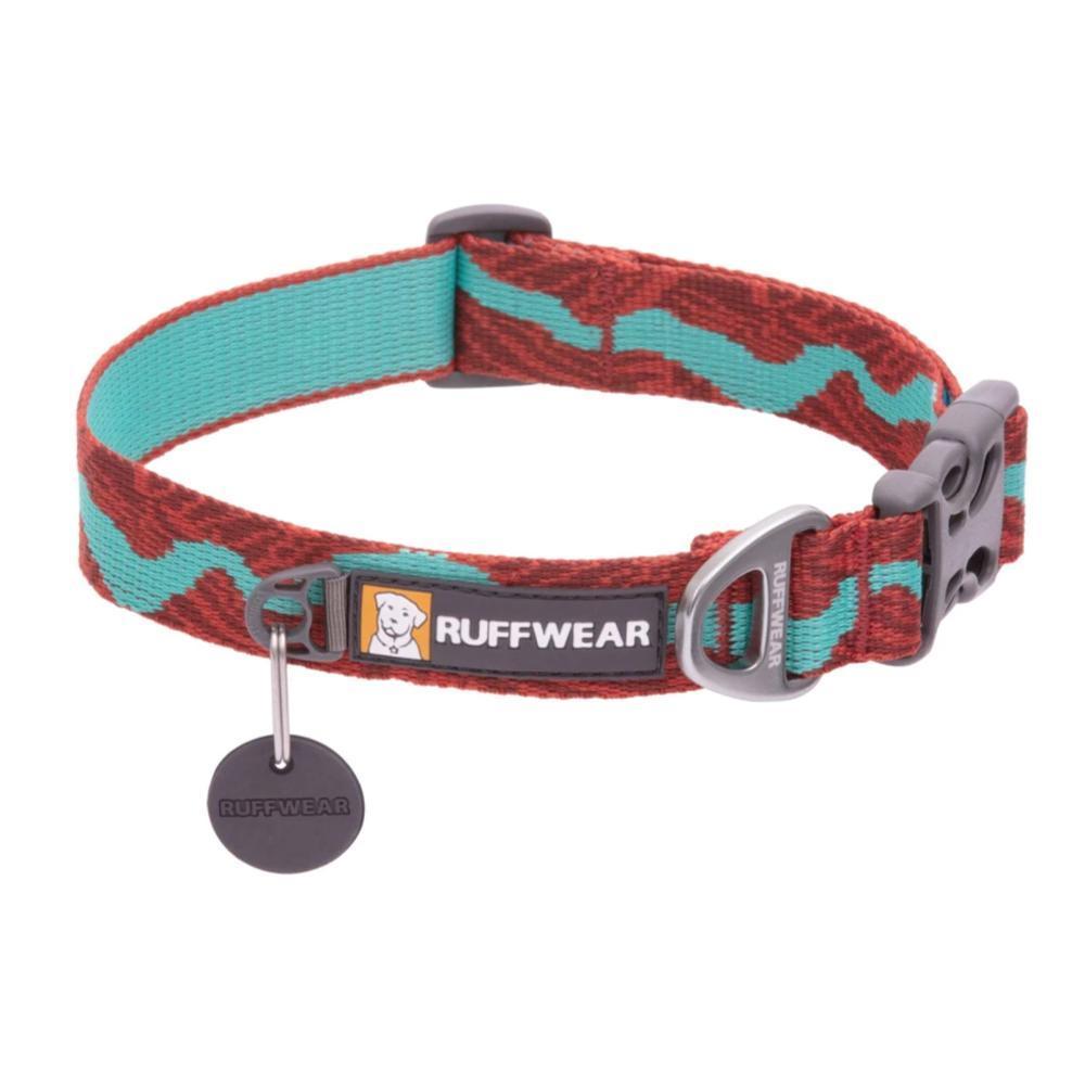 Ruffwear Flat Out Dog Collar - 14 to 20in COLORADO_RIVER