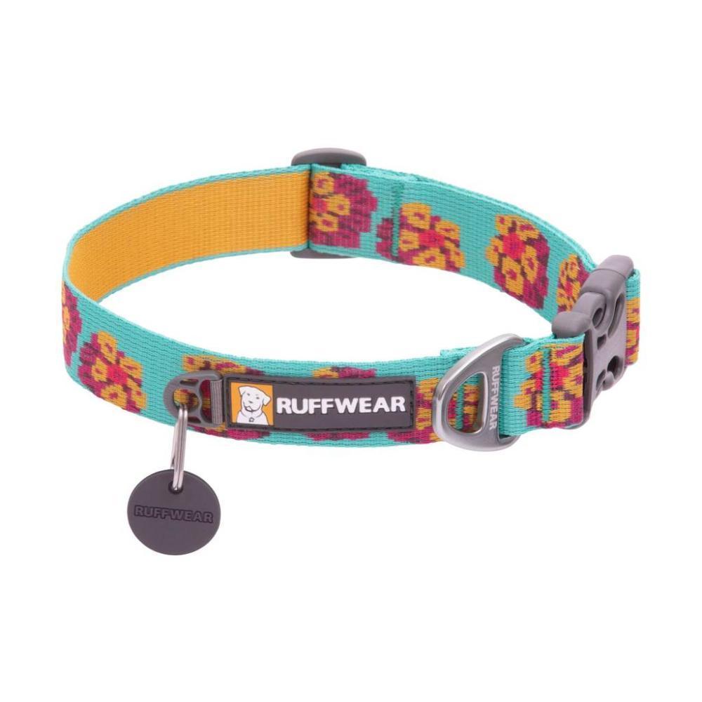 Ruffwear Flat Out Dog Collar - 14-20in SPRING_BURST