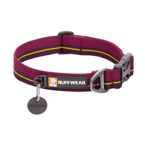 Ruffwear Flat Out Dog Collar - 11-14in Wildflower_horizon