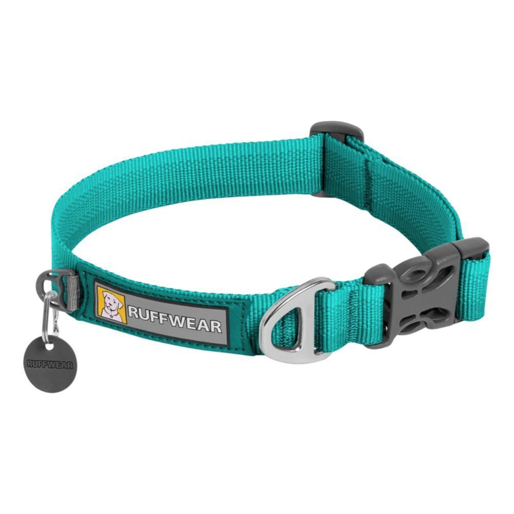 Ruffwear Front Range Dog Collar 11-14in AURORA_TEAL