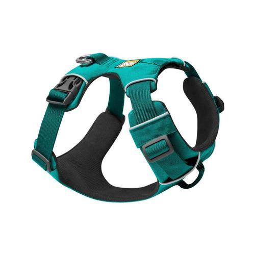 Ruffwear Front Range Harness - Large/XLarge Aurora_teal