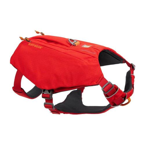 Ruffwear Switchbak Dog Harness - Small Red_sumac