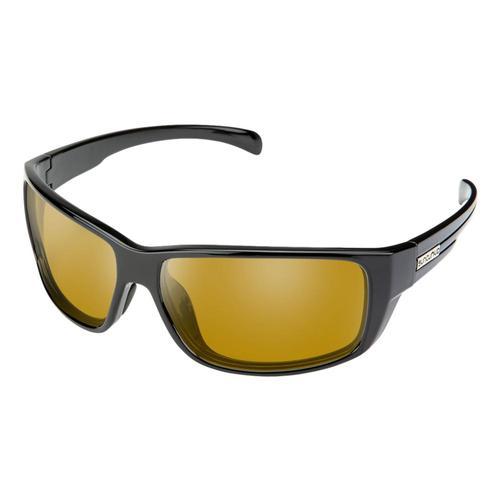 Suncloud Milestone Sunglasses Black