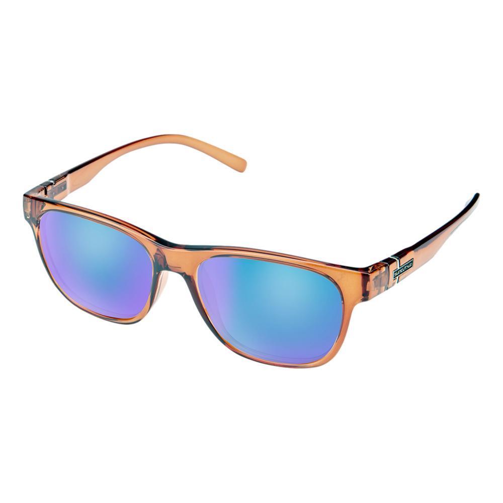 Suncloud Scene Sunglasses TRANSBROWN