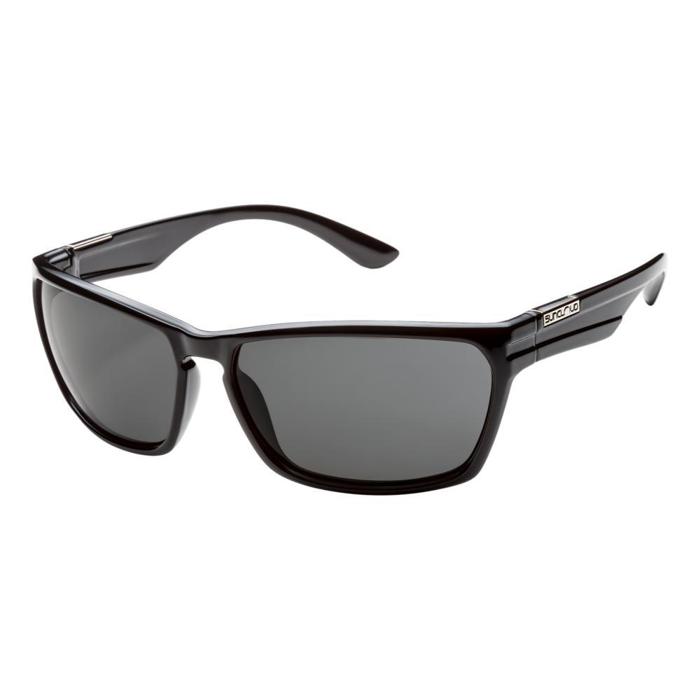 Suncloud Cutout Sunglasses BLACK