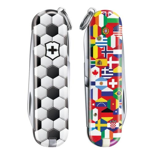 Victorinox Swiss Army Classic Limited Edition 2020 Pocket Knife Soccer