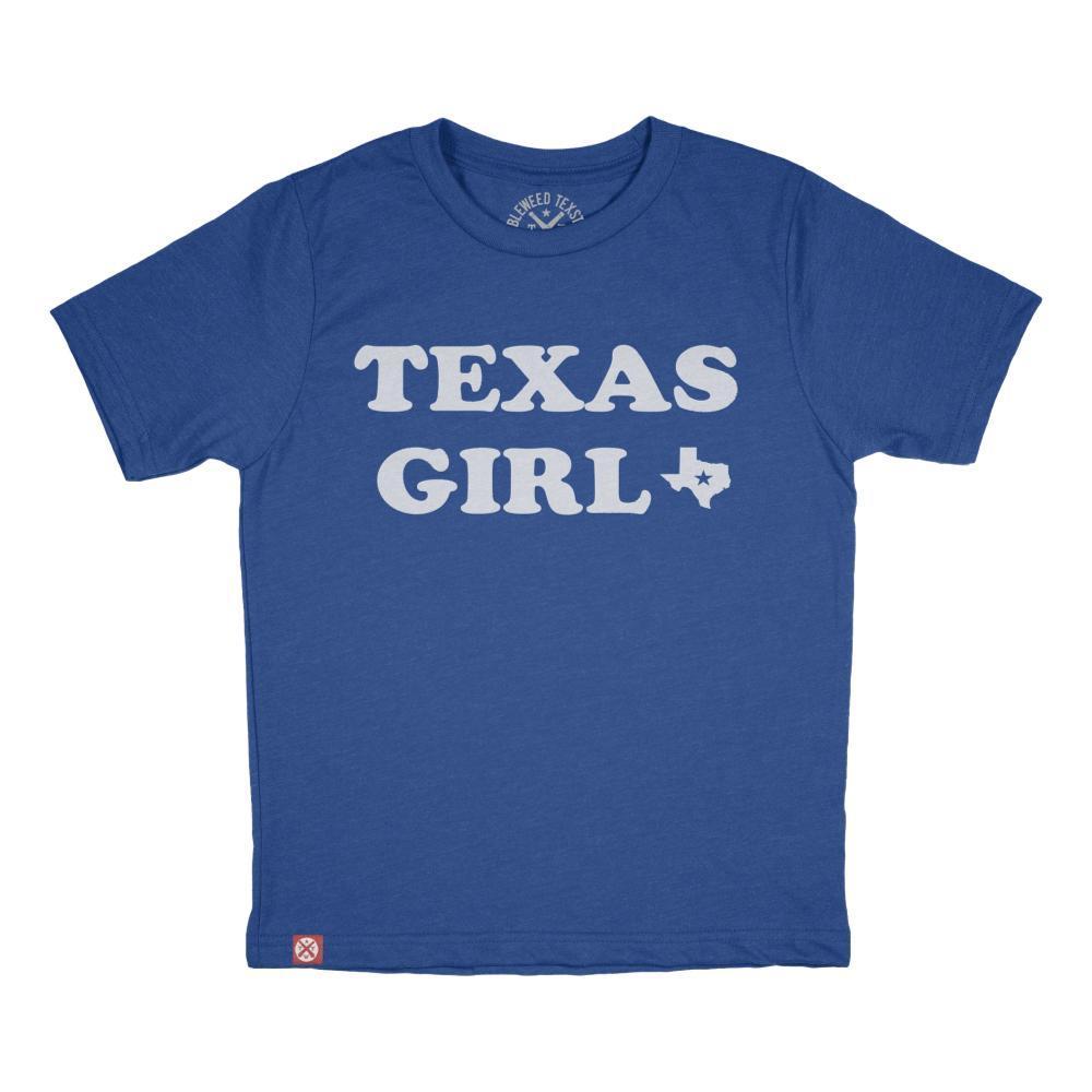 Tumbleweed Texstyles Texas Girl T-Shirt (Youth) ROYLBLU_21