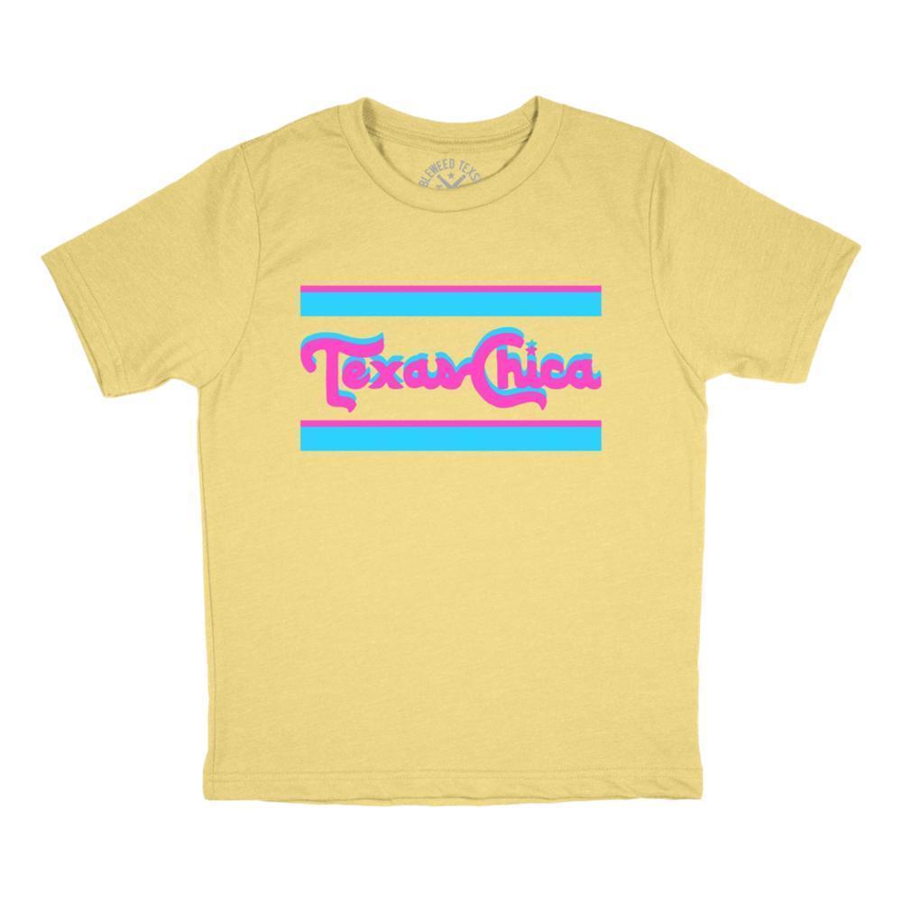 Tumbleweed Texstyles Retro Chica T-Shirt (Youth) BANANA_99