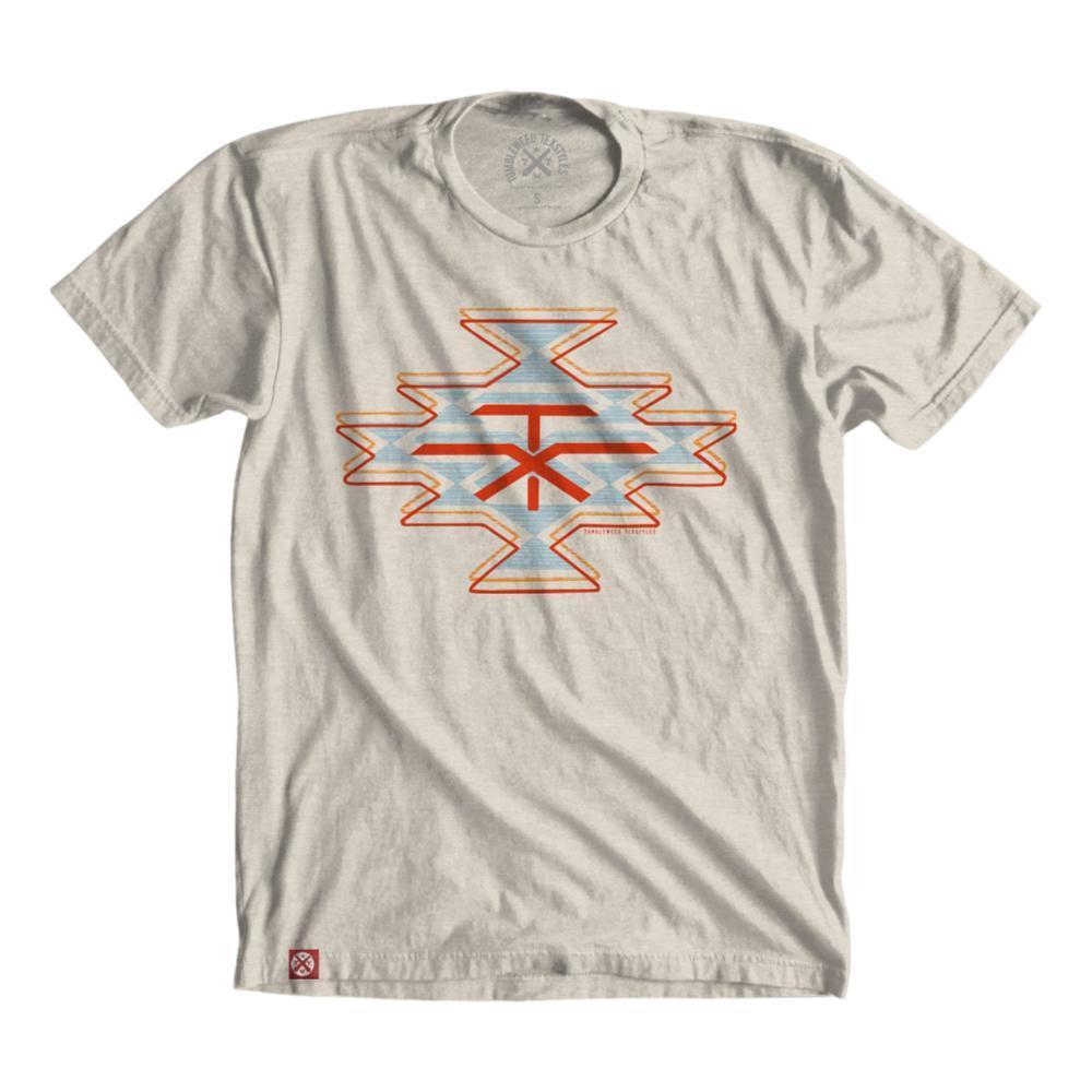Tumbleweed Texstyles Native TX Diamond T-Shirt HEATHERDUST