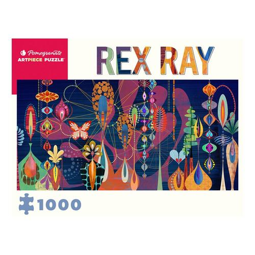 Rex Ray 1000 Piece Jigsaw Puzzle