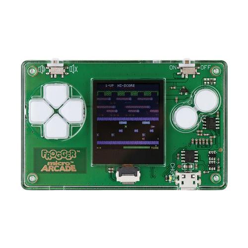 Micro Arcade Frogger Game