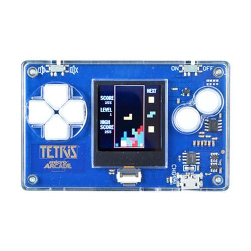Micro Arcade Tetris Game
