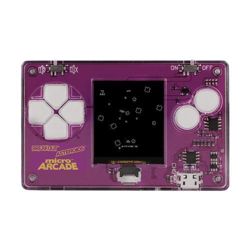Micro Arcade Atari Series 2 Games