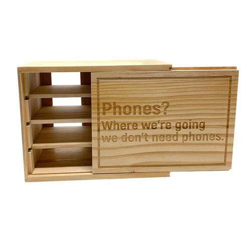 Solid Roots Hang Up and Hang Out Device Detox Box
