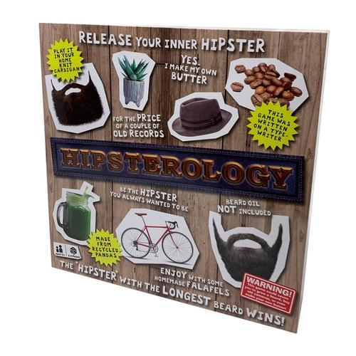 Solid Roots Hipsterology Board Game