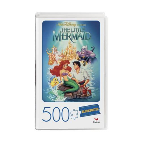 Spin Master Games The Little Mermaid 500 Piece Blockbuster Jigsaw Puzzle