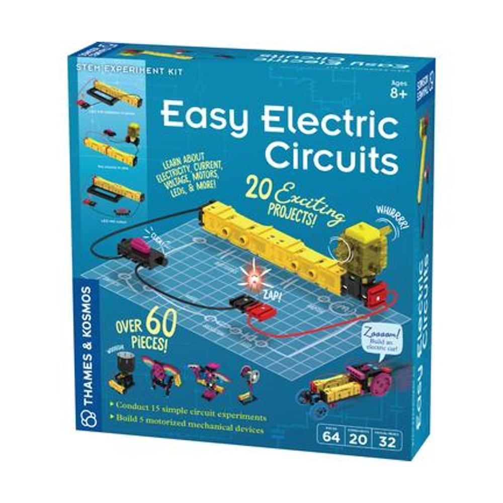 Thames & Kosmos Easy Electric Circuits