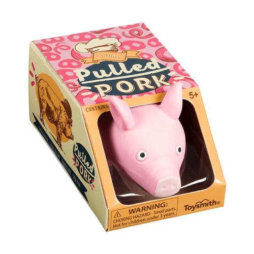 Toysmith Pulled Pork Toy